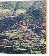 Atlas Mountains 5 Wood Print