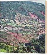 Atlas Mountains 6 Wood Print
