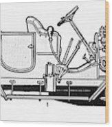 Automobile, C1905 Wood Print