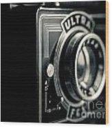 Bakelite Vintage Camera Wood Print