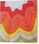 Balloon Fantasy 15 Wood Print
