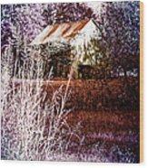 Barn 1 Wood Print