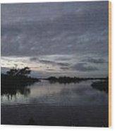 Bayou Wood Print