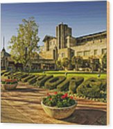 Biltmore Resort And Spa - Phoenix Wood Print
