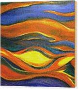 Bindu Wood Print