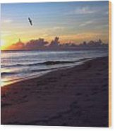 Boca Grande Florida Wood Print by Fizzy Image