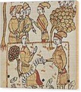 Boysset, Bertrand 1355-1415. Surveyor Wood Print