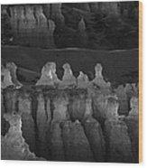 Bryce Canyon 17 Wood Print