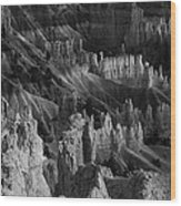 Bryce Canyon 20 Wood Print