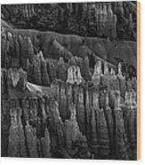 Bryce Canyon 8 Wood Print