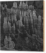 Bryce Canyon 9 Wood Print