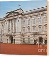 Buckingham Palace In London Uk Wood Print