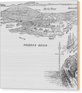 Bunker Hill, 1775 Wood Print