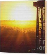 Cac001-176 Wood Print