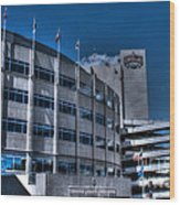 Camp Randall Stadium Wood Print