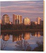 Canada, Saskatchewan, Saskatoon Wood Print