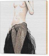 Carmen Wood Print
