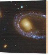 Celestial Objects Wood Print