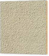 Cement - Stucco Wall Texture Wood Print