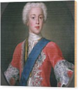 Charles Edward Stuart (1720-1788) Wood Print