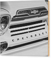 Chevrolet Apache 31 Fleetline Pickup Truck Wood Print
