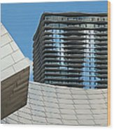 Chicago Architecture Wood Print