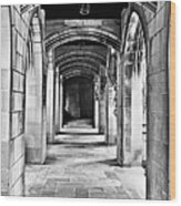Chicago Fourth Presbyterian Church Wood Print