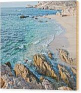 Chilino Bay Wood Print