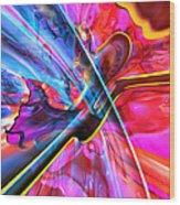 Chixilube 78 Wood Print