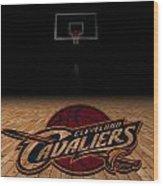 Cleveland Cavaliers Wood Print