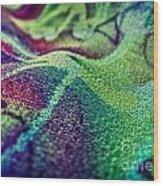 Colored Wood Print