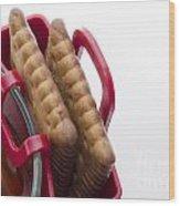 Cookie Bag Wood Print