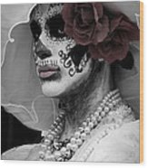 Corpse Bride Wood Print