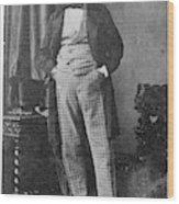 Count Walewski (1810-1868) Wood Print