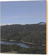 Crystal Springs Watershed - A Private Park For The San Francisco Water Department Wood Print