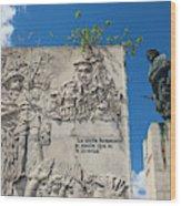 Cuba, Santa Clara Province, Santa Wood Print