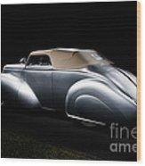 Custom Ford Coupe Wood Print