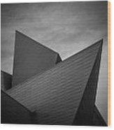 Denver Libeskind Wood Print