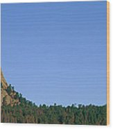 Devils Tower National Monument, Wyoming Wood Print