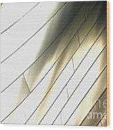 Disney Concert Hall 13 Wood Print
