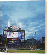 Division Series - Baltimore Orioles V 1 Wood Print