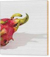 Dragon Fruit Wood Print