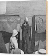 Dreyfus Affair, 1899 Wood Print