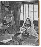 Du Maurier: Trilby, 1895 Wood Print