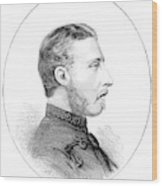 Duke Of Connaught (1850-1942) Wood Print