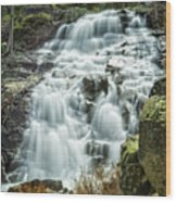 Eagle Falls Lake Tahoe Wood Print