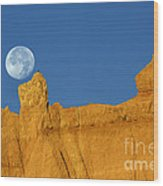 East Of The Sun West Of The Moon Wood Print