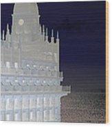 East Palace Wood Print