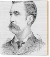 Edgar Vincent (1857-1941) Wood Print