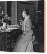 Edith Roosevelt (1861-1948) Wood Print